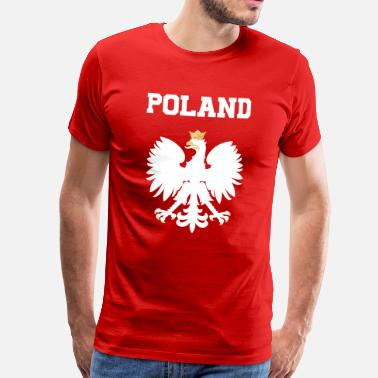 Poland Poland - Men's Premium T-Shirt