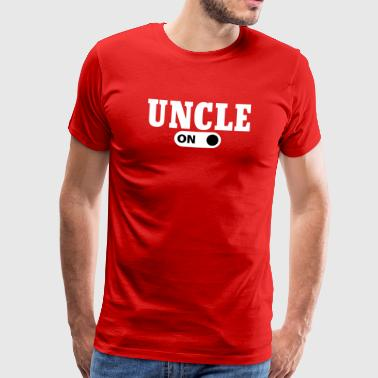 Horny Granny Uncle on - Men's Premium T-Shirt