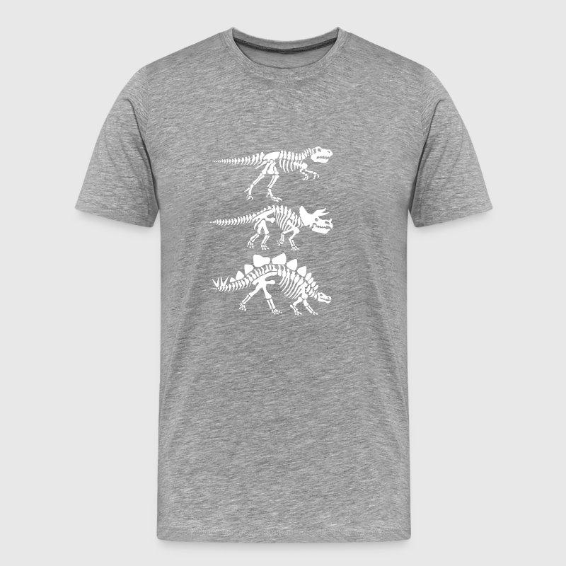 anatomía dinosaurio esqueleto por   Spreadshirt