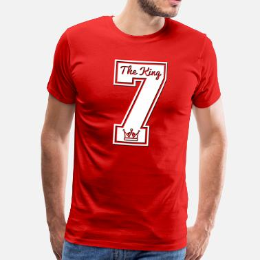 Manchester Collection THE KING 7 - T-shirt Premium Homme
