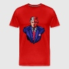 Trump - Two faced Devil - Men's Premium T-Shirt