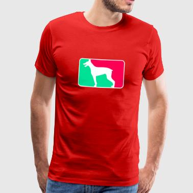 Awesome Dobermann Tees - Männer Premium T-Shirt