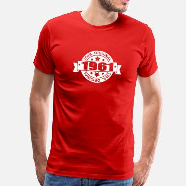 The 1961 1961 - Men's Premium T-Shirt
