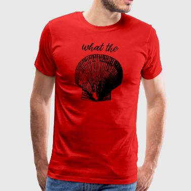 Lo que The Shell - Mermaid - Camiseta premium hombre