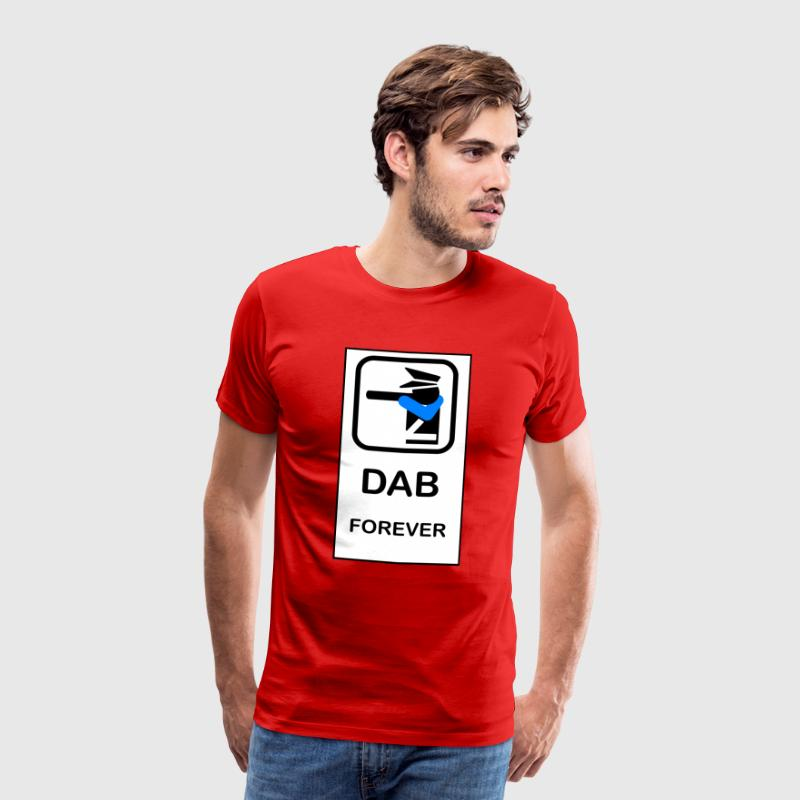 DAB POLICE - T-shirt Premium Homme