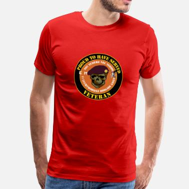 Heutsz Proud to have served Veteran Van Heutsz - Mannen Premium T-shirt