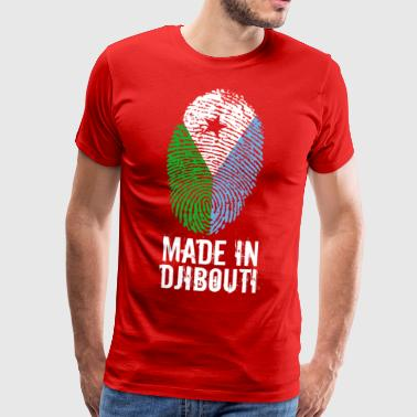 Made In Djibouti / Djibouti / جيبوتي - Premium-T-shirt herr