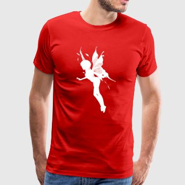 The white fairy - Men's Premium T-Shirt