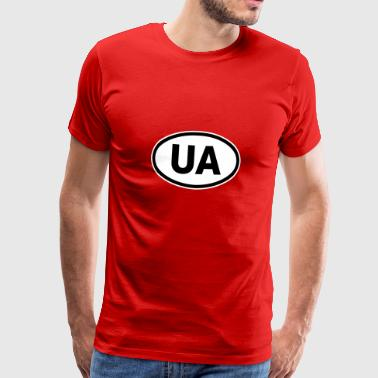 UA Ukraine - Men's Premium T-Shirt