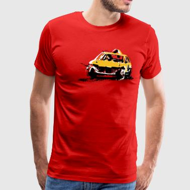 StockCar - Men's Premium T-Shirt