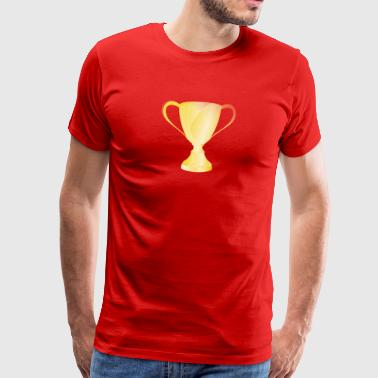 Coupe d'or - T-shirt Premium Homme