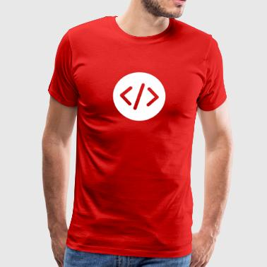Open Source Source Code - Men's Premium T-Shirt