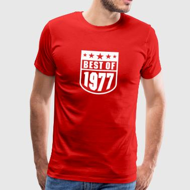 Best of 1977 - Männer Premium T-Shirt