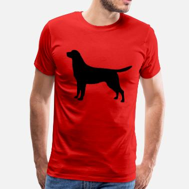 Retriever Labrador Retriever - Men's Premium T-Shirt