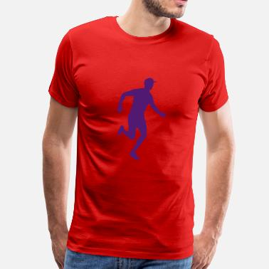 Cross Country Cross country tribal - Camiseta premium hombre
