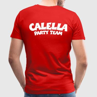 Calella Party Calella Party Team - Männer Premium T-Shirt