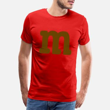 Yellow MM Costume Group Costume Carnival Carnival - Men's Premium T-Shirt