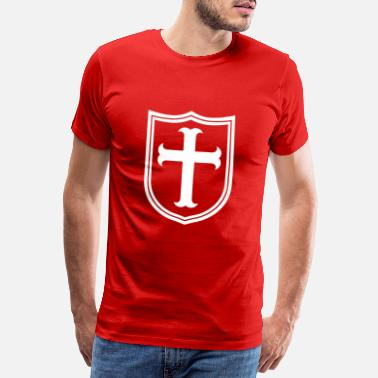 Templar Knights templar knight - Men's Premium T-Shirt