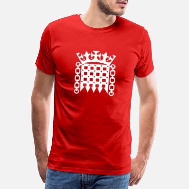 Parliament Parliament, Westminster, Portcullis, House - Men's Premium T-Shirt