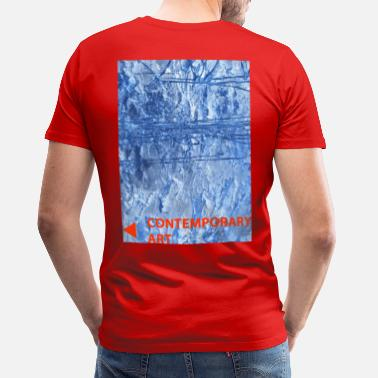 Artfetish ContemporaryArt - Men's Premium T-Shirt