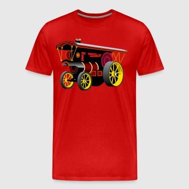 Traction Engine - Men's Premium T-Shirt