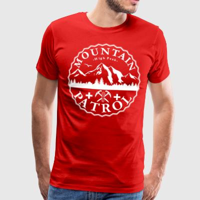 Mountain Patrol - Men's Premium T-Shirt