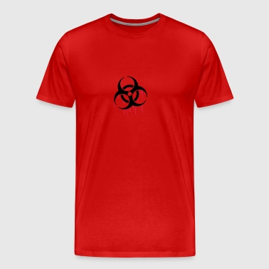 Biohazard Blood - Men's Premium T-Shirt