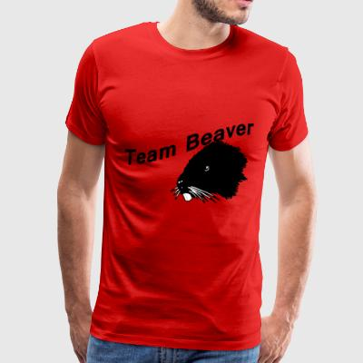 Team beaver - Men's Premium T-Shirt