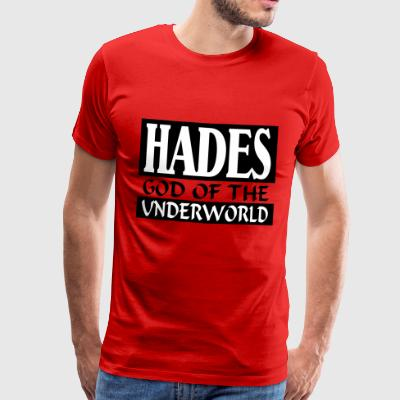Hades _-_ God_Of_The_Underworld - Koszulka męska Premium