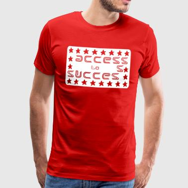 success - T-shirt Premium Homme