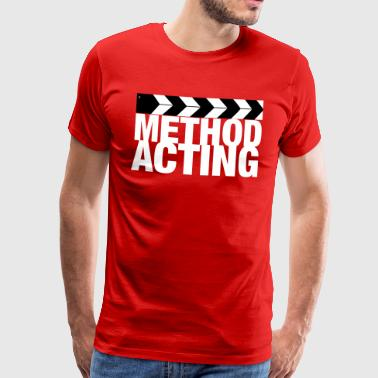 METHODACTING - Männer Premium T-Shirt