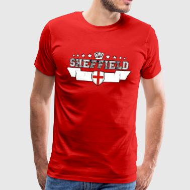 Sheffield - Mannen Premium T-shirt
