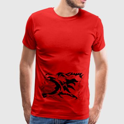 Lykunis - Men's Premium T-Shirt