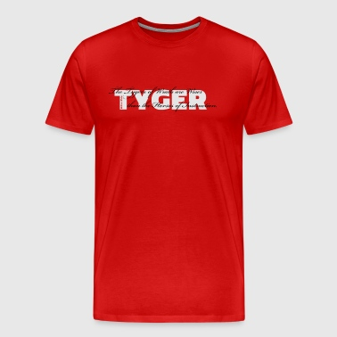 The Tygers of Wrath ... - Men's Premium T-Shirt