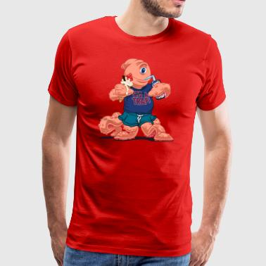 Ackbar's Biggest Fan - Men's Premium T-Shirt