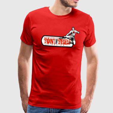 SPEER Toni The Tiger Thes - Männer Premium T-Shirt