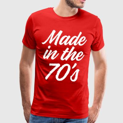 Made in the 70s - Men's Premium T-Shirt