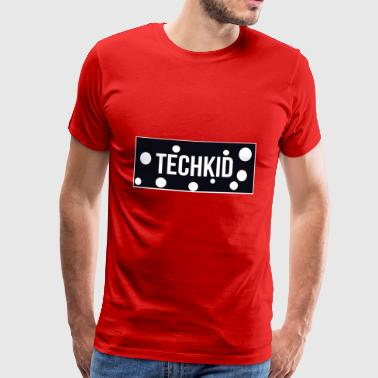 TechKid design - T-shirt Premium Homme