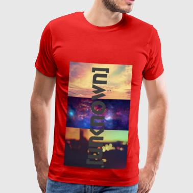 [UNKNOWN] T-Shirt - Herre premium T-shirt