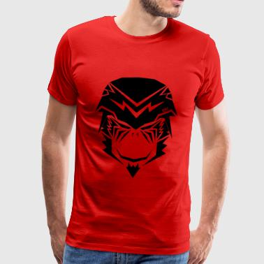 The Monkey King Fighter (v2) - Camiseta premium hombre