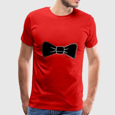 Fly (Bow Tie) - Men's Premium T-Shirt