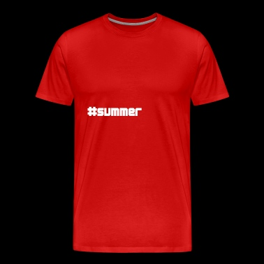 summer summer - Men's Premium T-Shirt