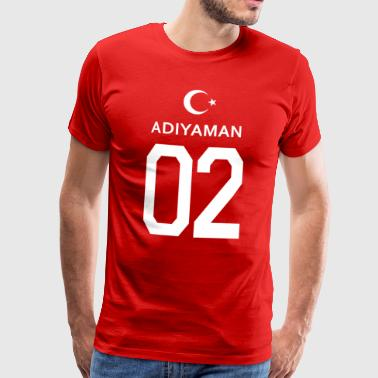 turkey adiyaman 02 - Men's Premium T-Shirt