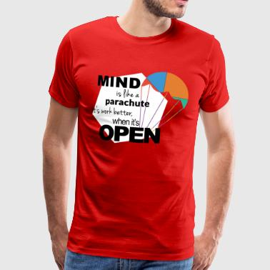 Mind Parachute - Men's Premium T-Shirt