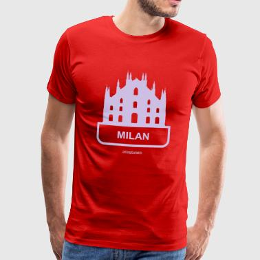 Milan - Men's Premium T-Shirt
