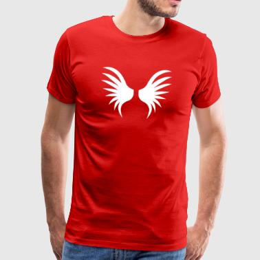 Wings · Wings · Symbols · Shapes - Men's Premium T-Shirt
