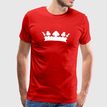 Crown · Crowns - Men's Premium T-Shirt