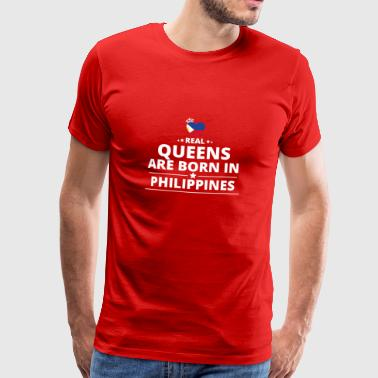 queens from gift i love PHILIPPINES - Men's Premium T-Shirt