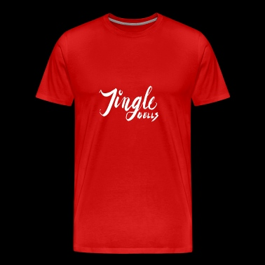 Christmas Jingle Bells gift - Men's Premium T-Shirt