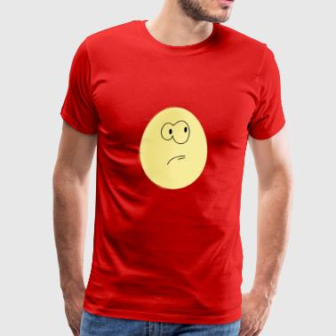 Egg easter egg Egg - Men's Premium T-Shirt